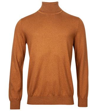 Baileys coltrui Pullover licht bruin Roll Neck