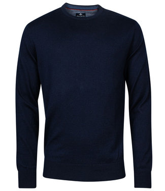 Baileys ronde hals trui Pullover donkerblauw