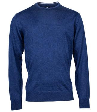 Baileys ronde hals Pullover kobaltblauw Crew Neck
