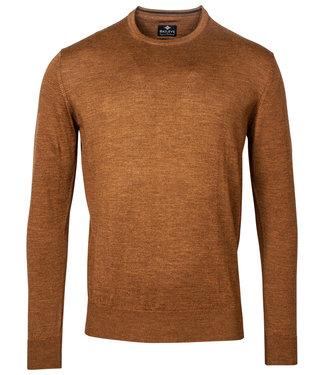 Baileys ronde hals trui Pullover licht bruin Crew Neck