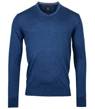 Baileys v-hals Pullover kobaltblauw V-Neck