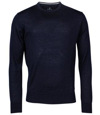 Baileys ronde hals trui Pullover donkerblauw Crew Neck