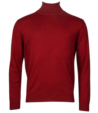 Baileys coltrui Pullover rood Roll Neck