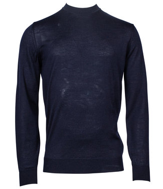 Baileys turtle trui Pullover donkerblauw