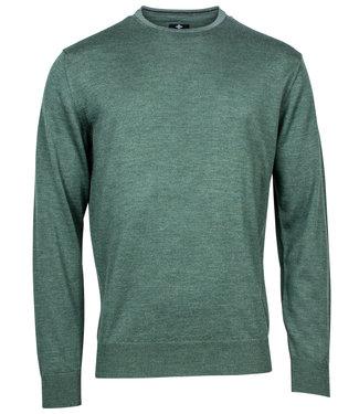 Baileys ronde hals trui Pullover groen Crew Neck