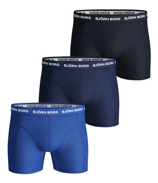 Bjorn Borg Boxers heren boxers 3 pack skydiver essential shorts