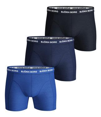 Bjorn Borg Boxers heren boxers 3 pack skydiver essential shorts