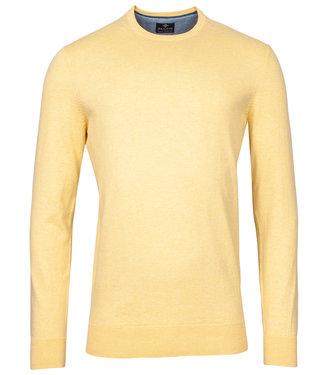 Baileys ronde hals trui geel