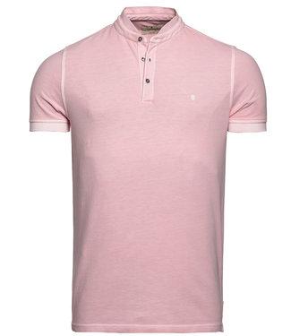 Thomas Maine roze staander mao boord