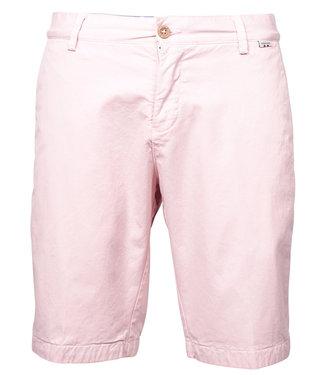 Giordano Tailored heren lichtroze korte broek