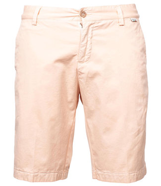 Giordano Tailored heren licht zalm oranje korte broek