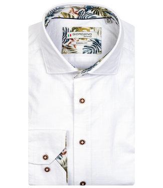 Giordano Tailored heren overhemd wit