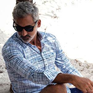 Giordano overhemd lange mouw