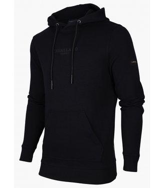 Cavallaro heren Athletic hoodie zwart