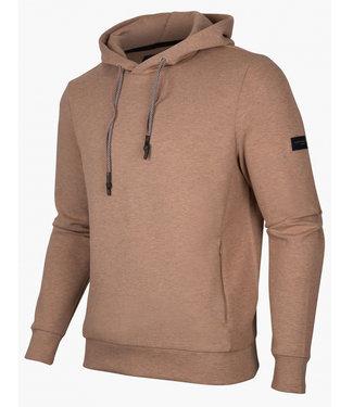Cavallaro heren Tognazzi hoodie bruin beige