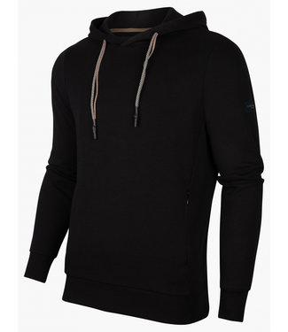 Cavallaro heren Tognazzi hoodie zwart