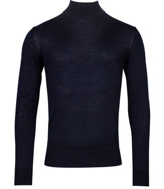 Baileys turtle trui pullover donkerblauw