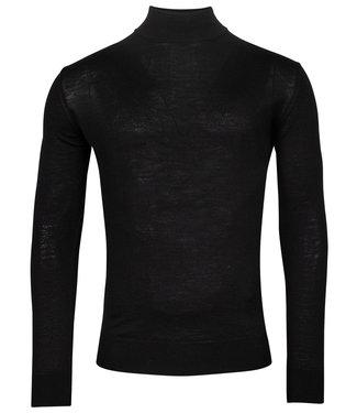 Baileys turtle trui pullover zwart
