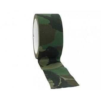 House of Carp Camouflage tape Woodland 10M
