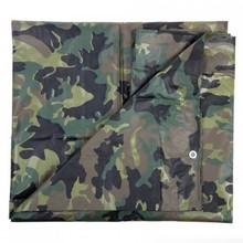 House of Carp Afdekzeil 3x5mtr - Camouflage