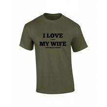 House of Carp Liebe meine Frau T-Shirt