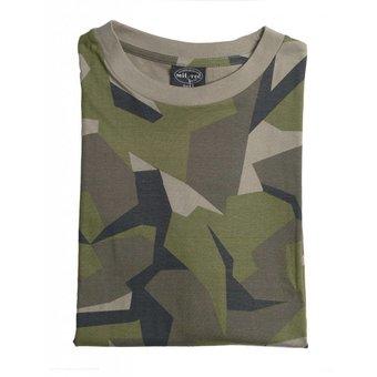 House of Carp T-shirt Swedish Camo