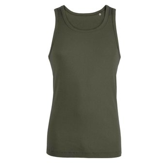 House of Carp Tanktop Army Green
