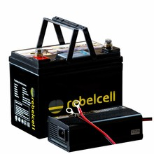 Rebelcell Ultimate 12V50 Pakket