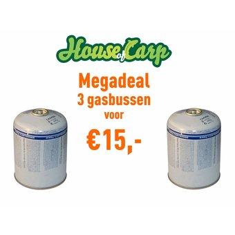 Megadeal gas bus