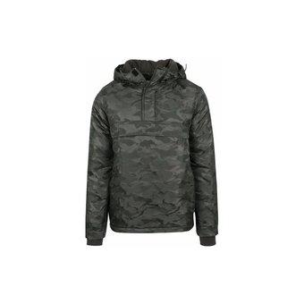 House of Carp House of Carp Carp clothing Anorak Pull Over Jacket Camo