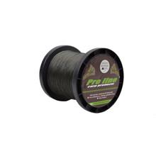 Pro Line Sinking Braid - Extra Heavy - Weedy Green