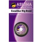 Ashima Excalibur Rig Braid Camou Brown