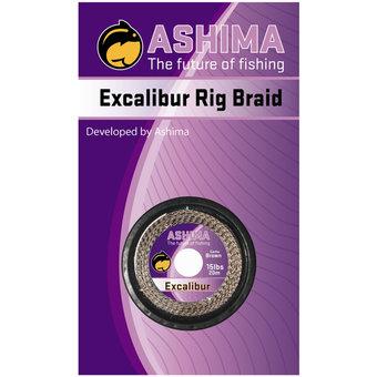 Ashima Ashima Excalibur Rig Braid Camou Brown