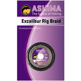 Ashima Excalibur Rig Braid Camou Green