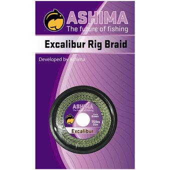 Ashima Ashima Excalibur Rig Braid Camou Green