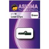 Ashima Lead Clips Green