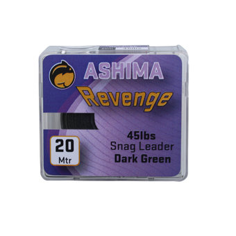 Ashima Revenge Snag Leader Dark Green