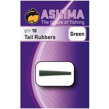 Ashima Tail Rubbers Green