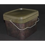 House of Carp Camo Bucket 10 L