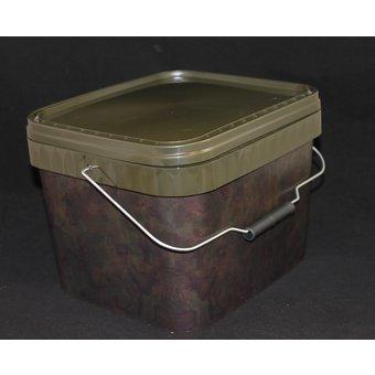 House of Carp House of Carp Camo Bucket 10 Liters