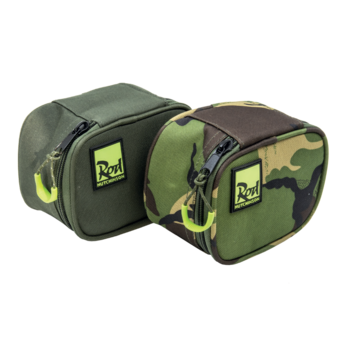 Rod Hutchinson Rod Hutchinson -CLS Blei Beutel Large Olive Green