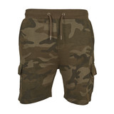 House of Carp Camo Korte Broek