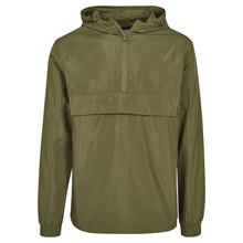 House of Carp Summer Pullover Green