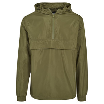 House of Carp Light Anorak | lightweight pull-over with mesh lining and hood