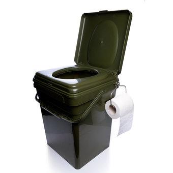 RidgeMonkey RidgeMonkey CoZee Toilet Seat + Modular Bucket 30 LTR