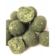 Baitworld Green Zing Boilies 2 kg