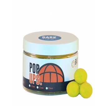 Baitworld Baitworld Dark Tuna Fluor Pop-Ups