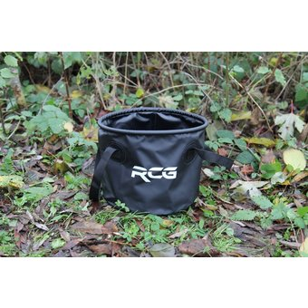 RCG Carp Gear RCG Foldable Bucket
