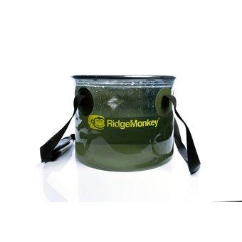 RidgeMonkey Perspective Collapsible Bucket 10 Liter
