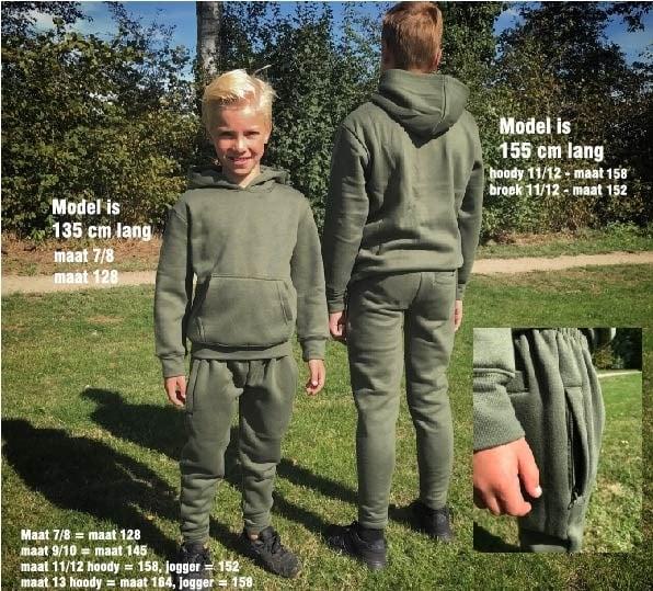 carp-children clothing-jogging suit-kids